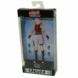 "naruto  McFarlane Toys 7"" Action Figure of sakura   Official"