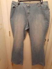Fashion Bug curvy Bootcut right fit Jeans, Size 24WT