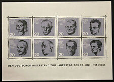 Timbre ALLEMAGNE / GERMANY Stamp - Yvert Tellier Bloc n°2 n** (Y3)