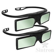 [Sintron] 2X 3D RF Active Glasses for Epson 3D Projector 3D Glasses (RF) ELPGS03