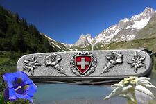 VICTORINOX coltellino svizzero Genzianella | Edelweiss