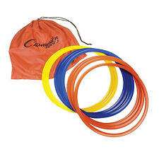Champion Sports Speed Ring Set, Great For Speed And Agility Practice SRG12 New