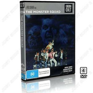 The Monster Squad DVD : (1987) Original Horror / Comedy Movie : Brand New (RARE)