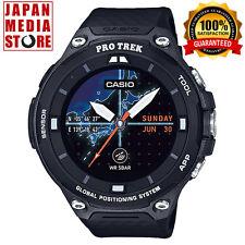 CASIO PRO TREK WSD-F20-BK Smart Outdoor Watch Android Wear Smartwatch GPS JAPAN