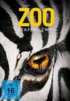4 DVD-Box ° Zoo ° Staffel 2 ° NEU & OVP