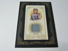 2011 Topps Allen & Ginter's Jerry Bailey Silver Jockey Relic Patch
