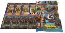 Blue Ocean Drachenzähmen 3 Trading Cards Starterpack + alle 4 Multipacks