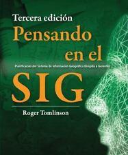 Pensando En El Sig: Planification del Sistema de Informacion Geografic-ExLibrary