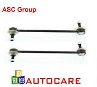 ASC Group Front Anti Roll Bar Drop Links x2 For Vauxhall Corsa D MK3