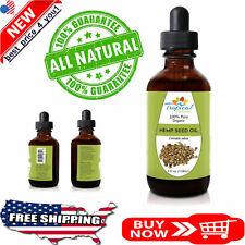 Organic Cannabis Hemp Oil Cancer Pain Stress Relief Diabetes Psoriasis Skin Care