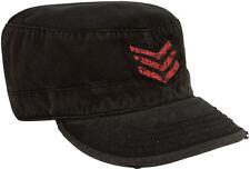 Vintage US Army Patrol Cap Military Fatigue Hat