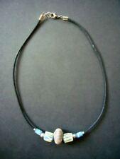 Gioielli etnici e tribali perla in argento da donna