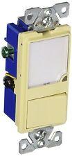 Eaton 7738V 15-Amp 120-Volt Heavy Duty Grade Single-Pole Switch W/1Watt 120-Volt