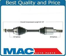 Fits 2006-2010 Hummer H3 H3T Front Left or Right Side CV Drive Axle Shaft