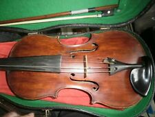 More details for old/antique violin with germany bow