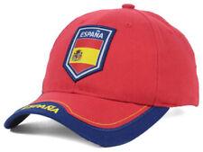 Spain/Espana Rhinox 2014 FIFA World Cup Adjustable Penalty Spot Soccer Cap Hat