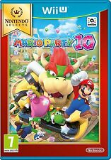 Mario Party 10 Nintendo Selects Wii U - Brand New and Sealed