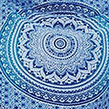Indio Redondo Mandala Playa Cobertor Hippie Yoga Mat Toalla tassle Picnic Arte