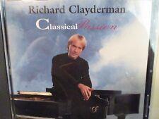 Original Vintage 1994 RICHARD CLAYDERMAN Classical Passion CD 400MS