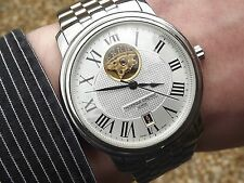 Frederique consant Corazón Abierto persuasión FC-303/310/315X4P4 Reloj Automático 40mm