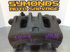 2007 HYUNDAI SANTA FE brake caliper  -  FRONT - PASSENGER SIDE NEAR SIDE LEFT