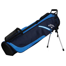Callaway 2018 Hyper Lite 1 Plus Double Carry Strap Golf Stand fendue bag/Navy