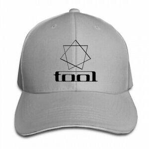 tool band logo Adjustable Young/Adult Snapback Hats Caps Unisex