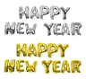 """Happy New Year Number 2020 16"""" Foil Balloons Eve Party Decor Merry Christmas UK"""