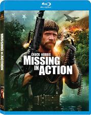Norris/Walsh/Kasdorf - Missing In Action (2012, BLU-RAY NEW)