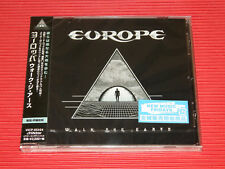 2017 JAPAN CD EUROPE Walk The Earth Jewel Case with Obi