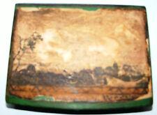 Antique Papier Mache Box