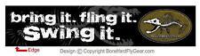 Swinging Flies for Steelhead - Decal/Sticker - Spey