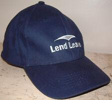 LEND LEASE ADMIRAL AT THE LAKE BASEBALL HAT CAP; 1SFA