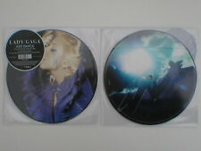 "LADY GAGA just dance 2008 LTD 7"" PICTURE DISC single"