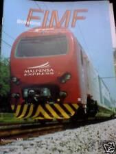Bollettino FIMF treni 1999 230 Fano Fermignano Urbino