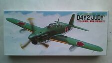 "1/72 FUJIMI D4Y2 ""JUDY"" NAVY CARRIER DIVE-BOMBER AIRPLANE AIRCRAFT PLANE"