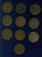 NETHERLANDS  KINGDOM  1 CENT: 1877,1878,1880,1881,1882,