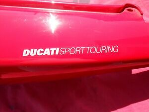 DUCATI  ST 2     REAR FAIRING  LEFT SIDE PANEL  SPORT TOURING