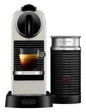 NEW Nespresso Citiz & Milk Capsule Coffee Machine: White: EN267WAE