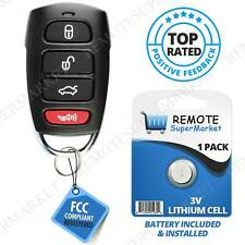Key Fob Keyless Entry Remote fits 2006-2013 Hyundai Azera SY55WY8212, SY52NDFNA04