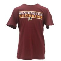 Washington Redskins Kids Youth Size NFL official Apparel T-Shirt New With Tags