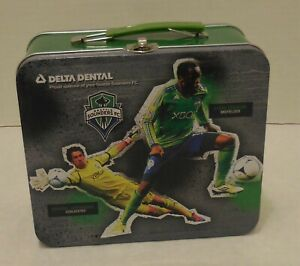 SEATTLE SOUNDERS Lunch Box - Zakuani, Gspurning, Rosales, Johnson
