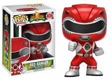 Funko POP! Mighty Morphin Power Rangers: Red Ranger Vinyl Figure NEW