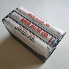 DAVID ALLEN COE - Lot of 3 Cassette Tapes - Greatest - For The Record - Self