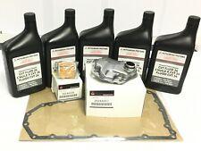 Genuine Mitsubishi Oe Fluid & Filters Service Kit Cvt Transmission