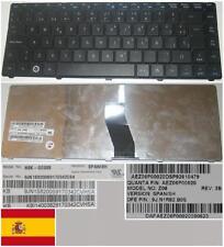 CLAVIER QWERTY ESPAGNOL GATEWAY 4405C NSK-GE00S 9J.N1S82.00S KB.I1400.382 Noir