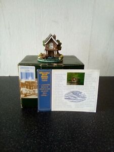 Lilliput Lane - Ullswater Boat House..with box and deeds.