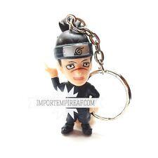 NARUTO IRUKA UMINO Porte-clé statuette manga Shippuden figurine porte-clés