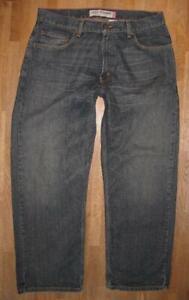 "LEVI`S 569 LOOSE STRAIGHT Herren- JEANS / LEVIS Blue- Jeans in blau W34"" /L30"""