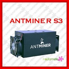 Antminer S3 Bitmain BTC Tech Bitcoin Miner ASIC New Arrival  100% NEW